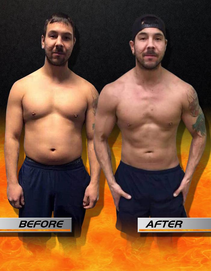 Matt Sarnia Transformation