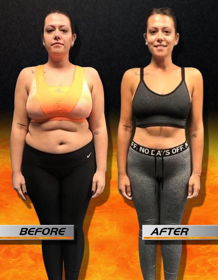 Rosemary Pereira Transformation