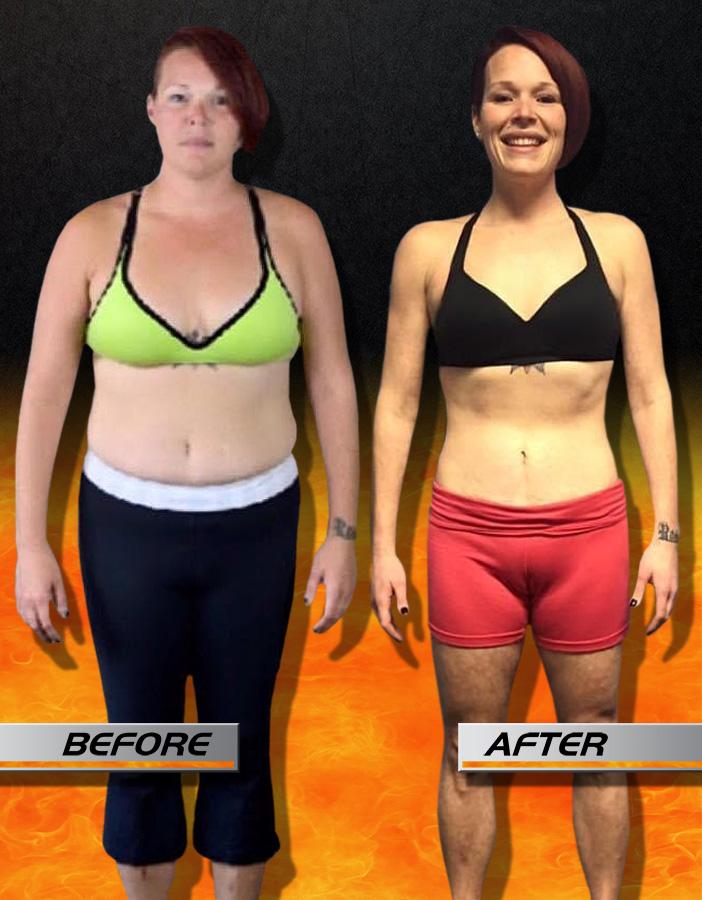Sarnia Redhead Transformation