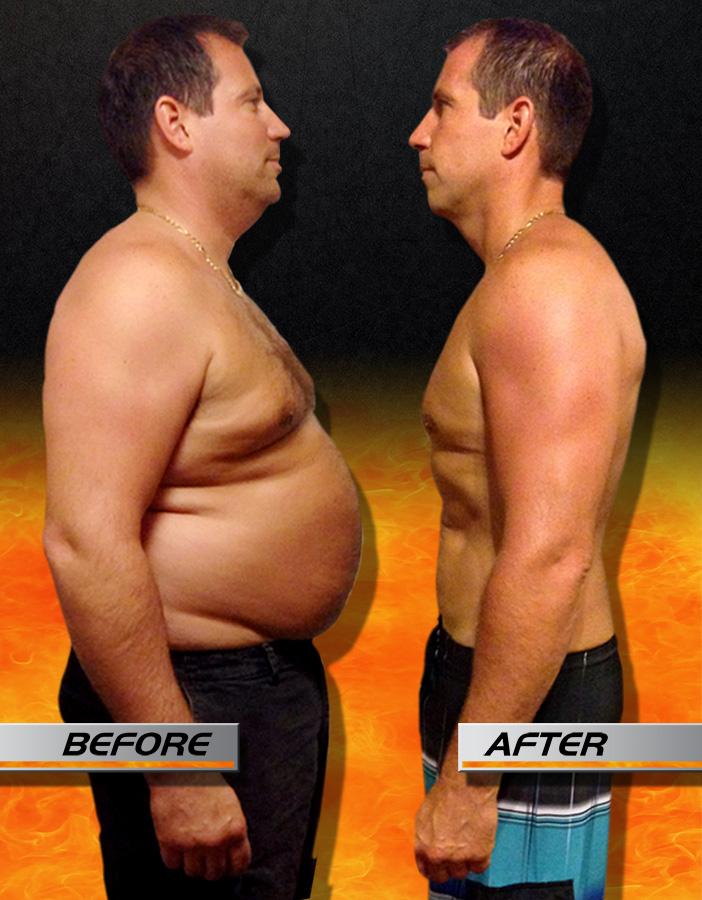 Tony Mallette Transformation