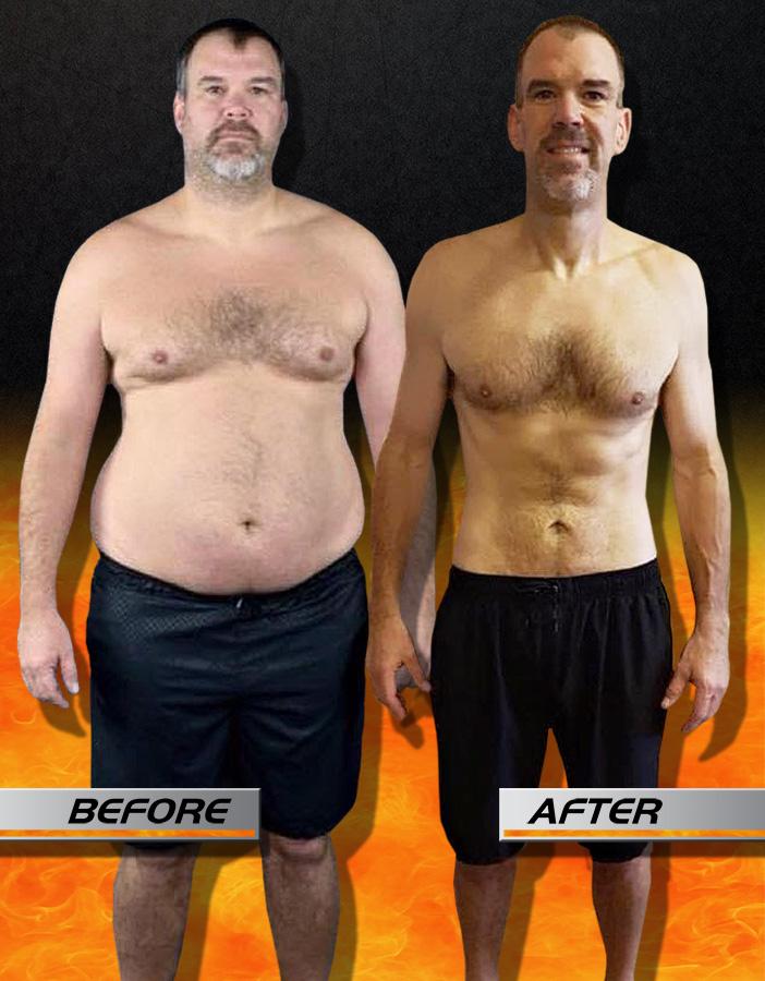 Transformation Sarnia Guy